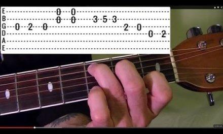 10 MUST LEARN Blues Guitar Riffs – Easy!