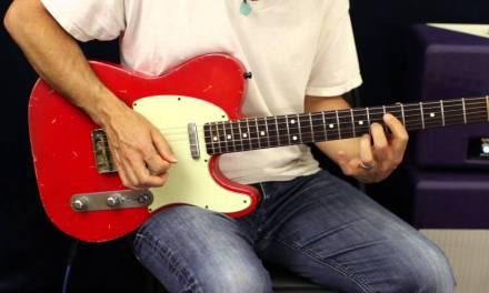 How To Solo – Blues Arpeggios – Guitar Lesson – Improvising
