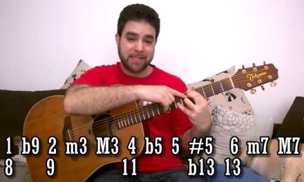 Finally Understanding Jazz Chords – Guitar Lesson Tutorial