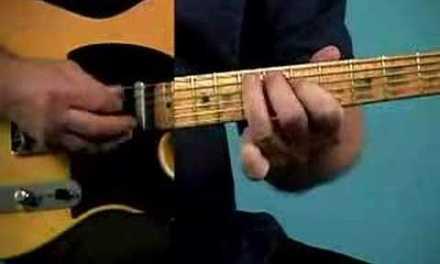 Blues Guitar Lesson: Minor Licks