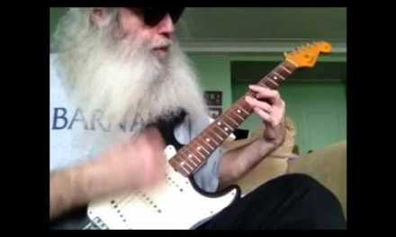 Guitar Lesson – How To Play Wild Thing In The Key Of A On My 1988 Fender Stratocaster