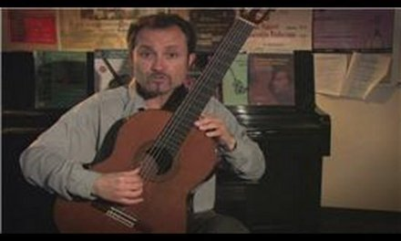 Classical Guitar Lessons : What Are the String Names on a Six-String Guitar?