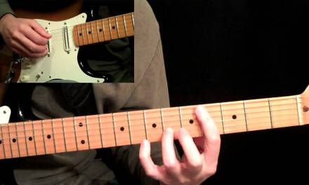 Have Yourself A Merry Little Christmas Guitar Lesson – Jazz Guitar Chord Melody Performance