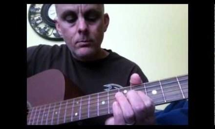 Jack Johnson – F-Stop Blues – Guitar Lesson