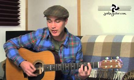 How to play Father And Son by Cat Stevens (Acoustic Guitar Lesson SB-108)