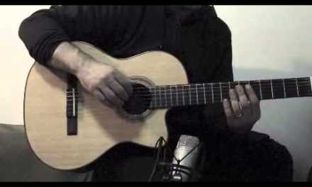 Hip Hop/R&B Acoustic Guitar Lesson #2 – Chords and Picking