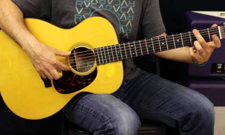 Tom Petty Won't Back Down – Chords On Guitar – Acoustic Guitar Lesson – Beginner