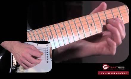 Southern Blues Rock Guitar Lesson – Guitar Tricks