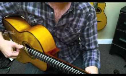 "Classical Guitar Lesson: ""Allegro"" by Mauro Giuliani (Opus 48 No. 6)"