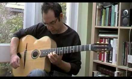 Gypsy Jazz Guitar Lesson: I Can't Give You Anything But Love – with tab