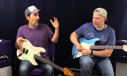 How To Use Chromatic Scales In Your Solos – Guitar Lesson – Horn Style Licks