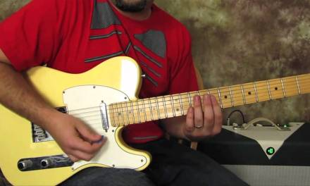 Funk R&B Rhythm playing electric guitar lesson funky blues taught by Marty Schwartz