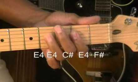 WORD UP Cameo Guitar Lesson How To Play On Electric R&B Funk Lesson Funky Friday