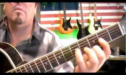 Aerosmith –  Dream On – Acoustic Guitar Lesson by Mike Gross