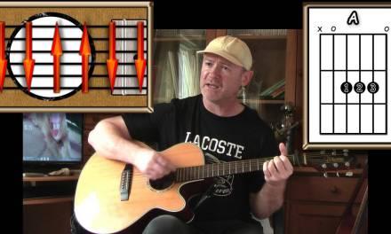 Beautiful – Christina Aguilera – Acoustic Guitar Lesson