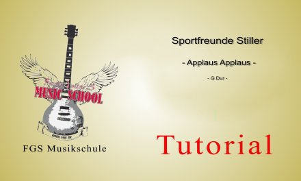 Sportfreunde Stiller – Applaus Applaus / Chords / Guitar Lesson / Tutorial / How to Play