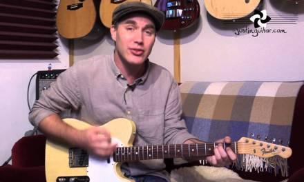 Summertime Blues – Eddie Cochran – Beginner Easy Guitar Lesson (SB-429) How to play