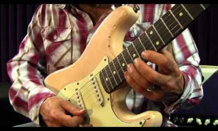 Heavy Rock and Blues Guitar Lessons – Blues Shred Licks Lesson