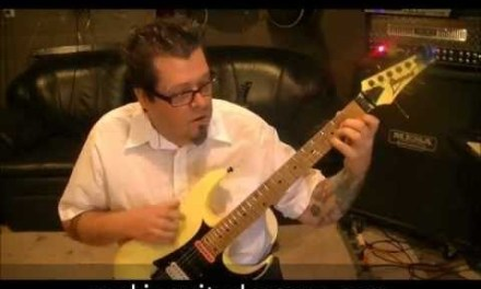 Yes – Changes – Electric Guitar Lesson by Mike Gross