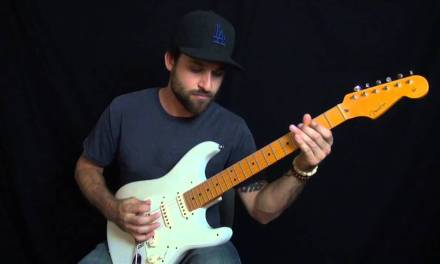 Down On The Corner – Electric Guitar Lesson Preview