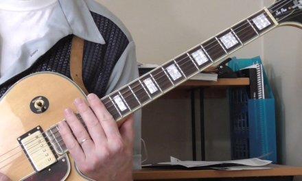 Robert Nighthawk (Buddy Guy on Guitar)/Albert Collins Licks – Doublestop + Hammer On
