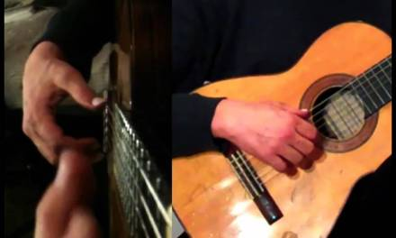 Classical Guitar Lessons Online: Bouncing Hand Syndrome