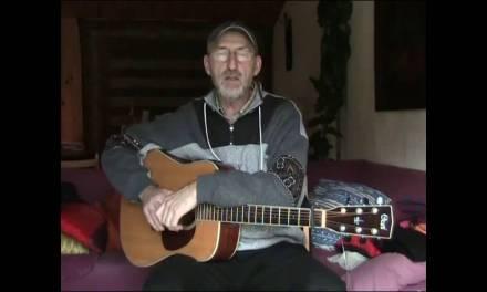 Acoustic Blues Fingerstyle Guitar Lesson