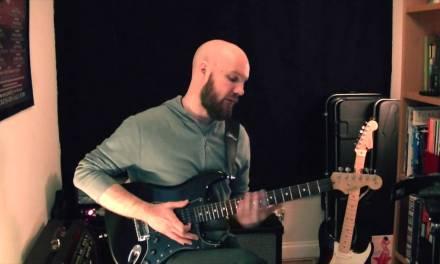 Diatonic Scale Shape 5 (Mixolydian) – Beginner Guitar Lesson