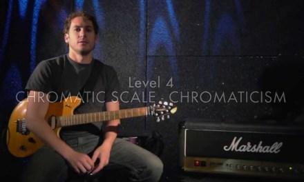 Chromatic Scale Guitar Lesson – Chromaticism