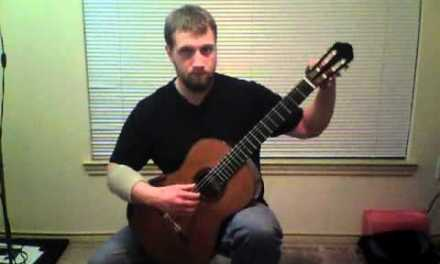 Classical Guitar Lesson: Tuning Down to D