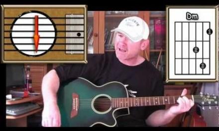 Goodbye Kiss – Kasabian – Acoustic Guitar Lesson
