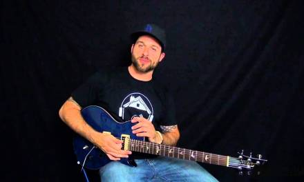 Gone Away – Electric Guitar Lesson Preview