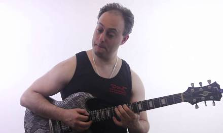 Cool Interval Sequences For Electric Guitar – Lead Guitar Lesson Interval Sequences