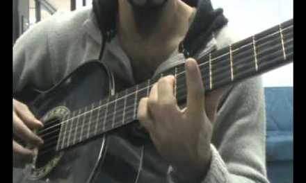 P6.Titanic Song ( Full Classical Guitar Lesson ) a.k.a. My heart will go on.