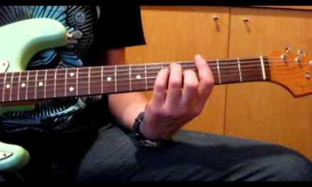 Offering – Electric Guitar Lesson – Paul Baloche