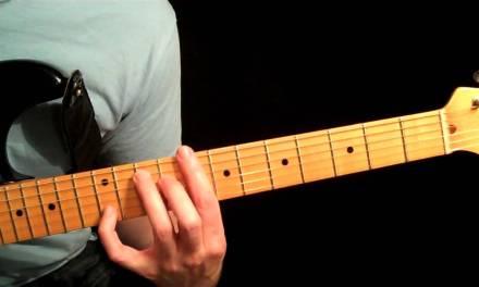 Minor/Major Seventh Chords – Intermediate Guitar Lesson