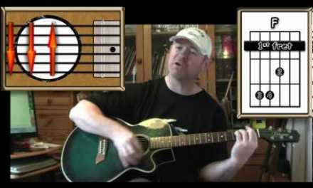 Losing My Religion – R.E.M. – Acoustic Guitar Lesson (easy)