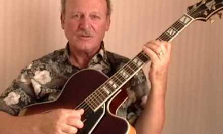 Formulas for Jazz Guitar Improvisation Part 1 by Steve Crowell
