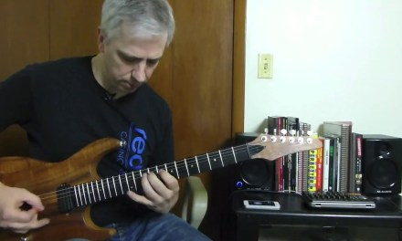 Chromatic Scale Guitar Lesson Speed Picking Exercise