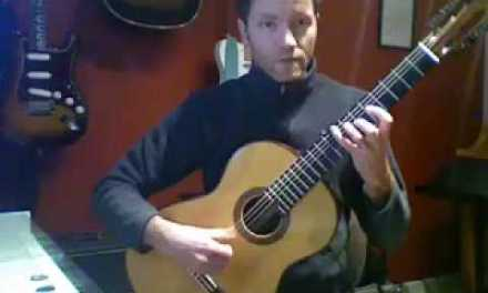 classical guitar lessons dec 5 2008 displaced chromatic scale.mov