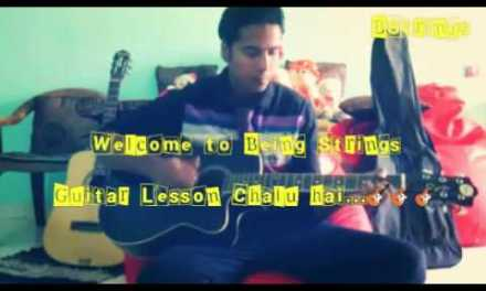 Guitar lesson in Hindi for beginners, for mediocre. Full basic to pro guitar lesson in Hindi.