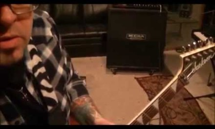 AVENGED SEVENFOLD – BETRAYED – Guitar Lesson by Mike Gross(part 1)