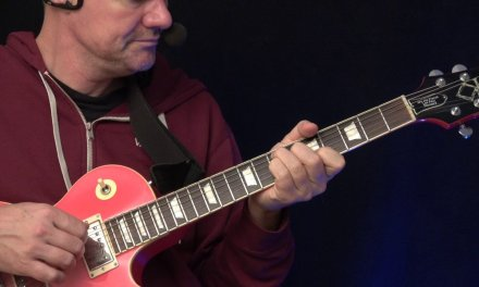 Slow Blues ( Extended Form ) – Guitar Lesson