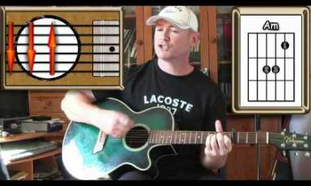 There is a Light – The Smiths – Acoustic Guitar Lesson