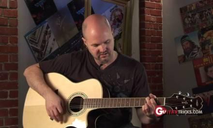 Harmonics Guitar Lesson – Electric Guitar Lesson – Guitar Tricks 37