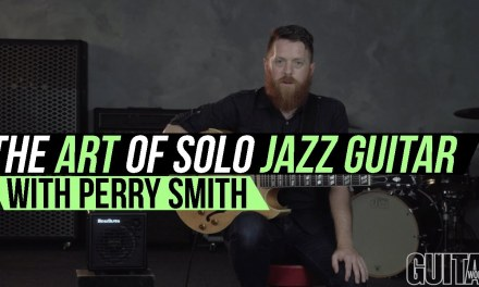 Perry Smith Jazz Lessons – The Art of Solo Jazz Guitar Playing
