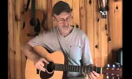 Acoustic Blues Guitar Lessons – How Long Blues by Leroy Carr