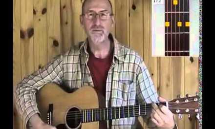 Acoustic Blues Guitar Lessons – Guitar Rag by Merle Travis