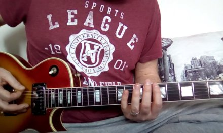 Complete guide to playing rock/blues/metal guitar – lesson 2 – scales