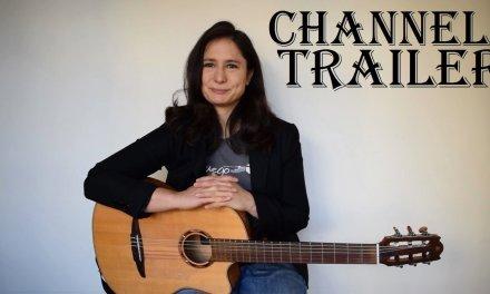 The Spanish Guitar Hub – Channel Trailer (2017)